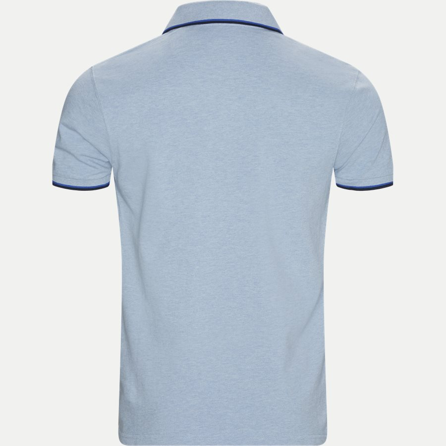 BAHAMAS - Bahamas Polo T-shirt - T-shirts - Regular - L.BLUE MEL. - 2